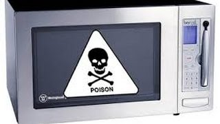 What you need to know about MICROWAVE OVENS and ELECTROMAGNETIC CHAOS Killing you