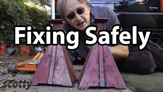 How To Safely Fix Your Own Car