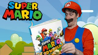 Super Mario Bros - Morning Routine IN REAL LIFE