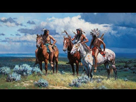 Epic Native American Music - Cherokee Tribe