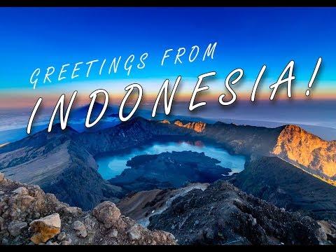 Indonesia Travel | Bali | Lombok | (IPhone X & DJI Spark)