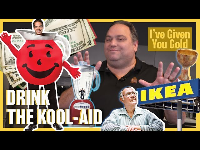 Drink the Kool-Aid - I've Given you Gold