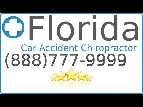 Car Accident Chiropractor In Miramar Fl