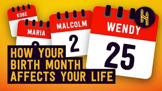 How Your Birth Month Actually Affects Your Life