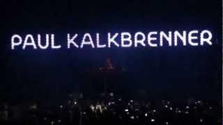 Paul Kalkbrenner @ Zénith de Paris 02.03.2013 (Schnurbi + Der Stabsvörnern)