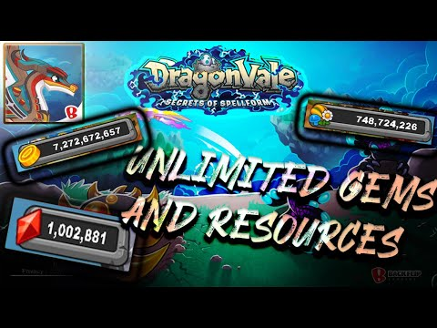Dragon Vale Hack July 2019  - Unlimited Gems & Resources [UPDATED]  !!!