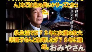 渡瀬恒彦さん死去…72歳、胆のうがん 15年から闘病も完治せず.