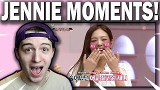 blackpink jennie moments i think about a lot REACTION!