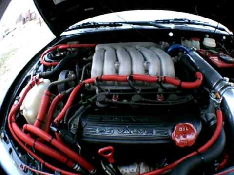 96 dodge avenger V6 ES - YouTube