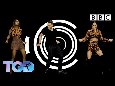 Dance along with Cheryl, Oti and Matthew! | The Greatest Dancer - BBC