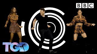Dance along with Cheryl, Oti and Matthew! | The Greatest Dancer - BBC