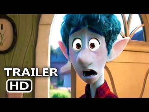 DOIS IRMÃOS Trailer Brasileiro DUBLADO (2020) Novo Pixar Filme