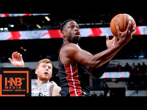 San Antonio Spurs vs Miami Heat Full Game Highlights | 30.09.2018, NBA Preseason