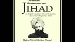 THE BRITISH GOVERNMENT AND JIHAD (ENGLISH AUDIO BOOK) BY HADHRAT MIRZA GHULAM AHMAD (As) PART 3/6