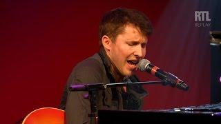 JAMES BLUNT - Love me better (LIVE) Le Grand Studio RTL