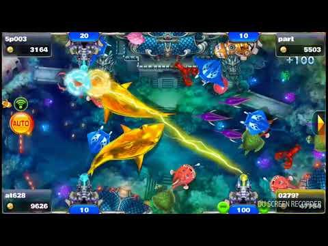 OCEAN KING II ROOKIE @ BIG WIN 2017 FISHING GAMES