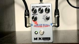 MAK crazy sound tech. - Guitar fairy (Chorus, Flanger, Phaser, Tremolo, Vibrato, Envelope, Reverb)