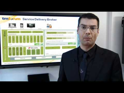 Service Broker Catalyst at TM Forum Dublin 2011