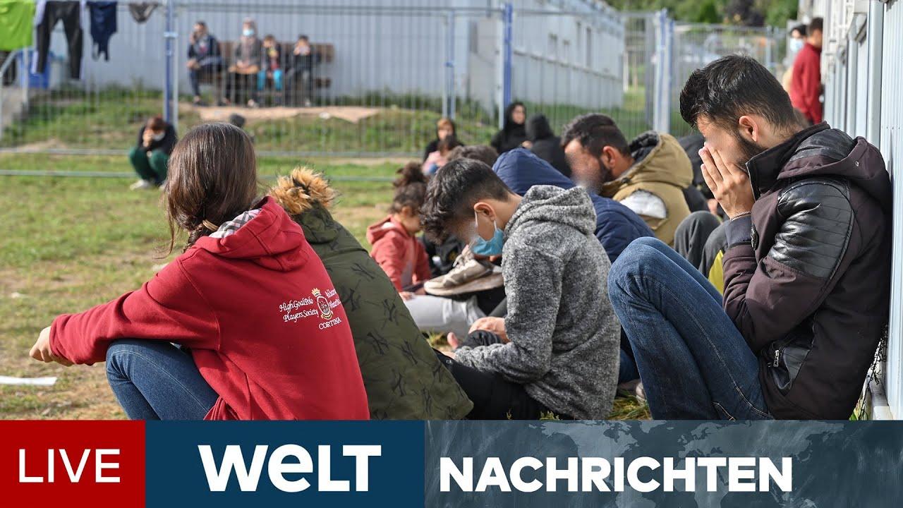 Download BELARUS WIRD ZUM PROBLEM: Wie Deutschland die illegale Migration stoppen will | WELT Newsstream