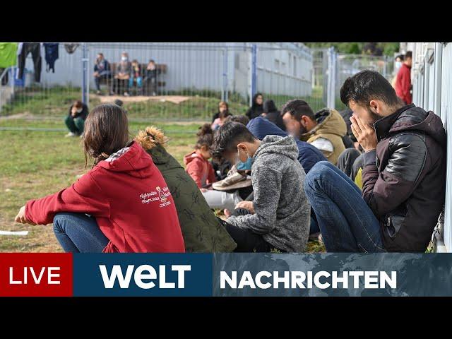 BELARUS WIRD ZUM PROBLEM: Wie Deutschland die illegale Migration stoppen will   WELT Newsstream
