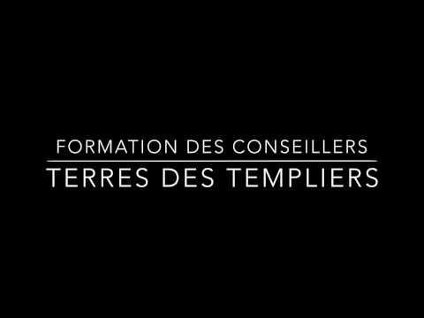 Formation professionelle de nos conseillers Terres des Templiers