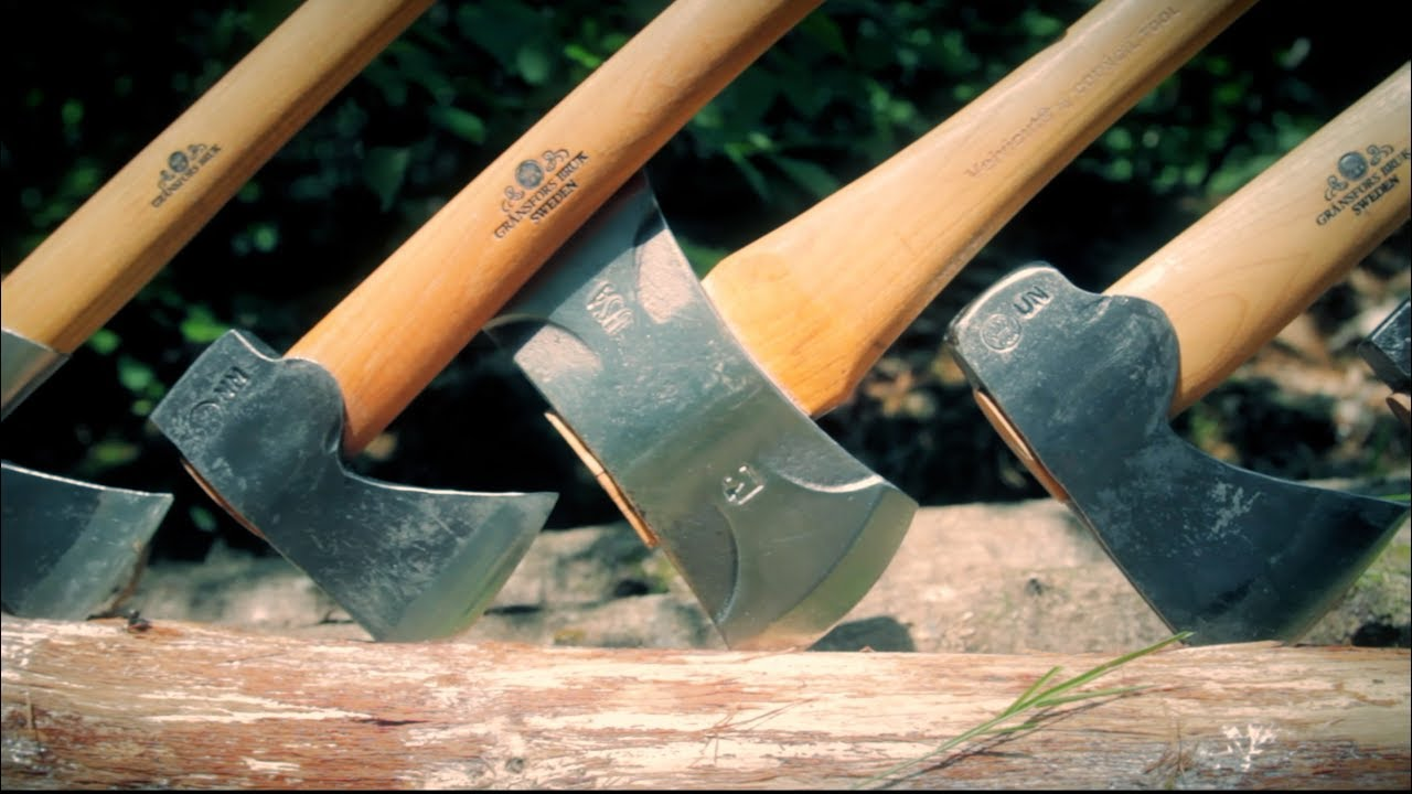 How to Maintain and Care for an Axe - Canadian Outdoor
