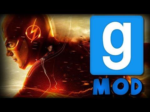 Garry's Mod: Be The Flash Mod Showcase