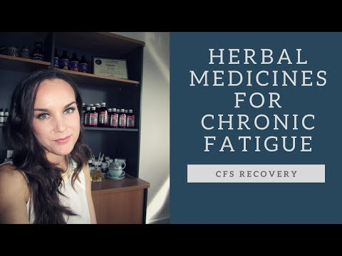 Herbal Medicines for Chronic Fatigue Syndrome