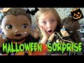BABY ALIVE has a HALLOWEEN TREAT! ft. PRINCESS EMMA! The Lilly and Mommy Show The TOYTASTIC Sisters