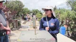 ПРИСУТСТВИЕ: Кито, Эквадор.  Где проходит настоящий экватор?