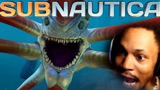 I HAD A FREAKING MENTAL BREAKDOWN | Subnautica #3