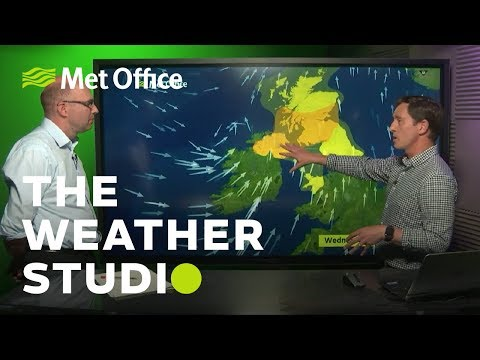 The latest on Storm Ali - The Weather Studio