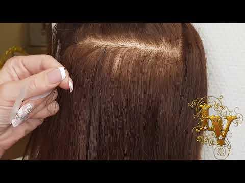 Смотреть наращивание волос видео уроки смотреть онлайн бесплатно