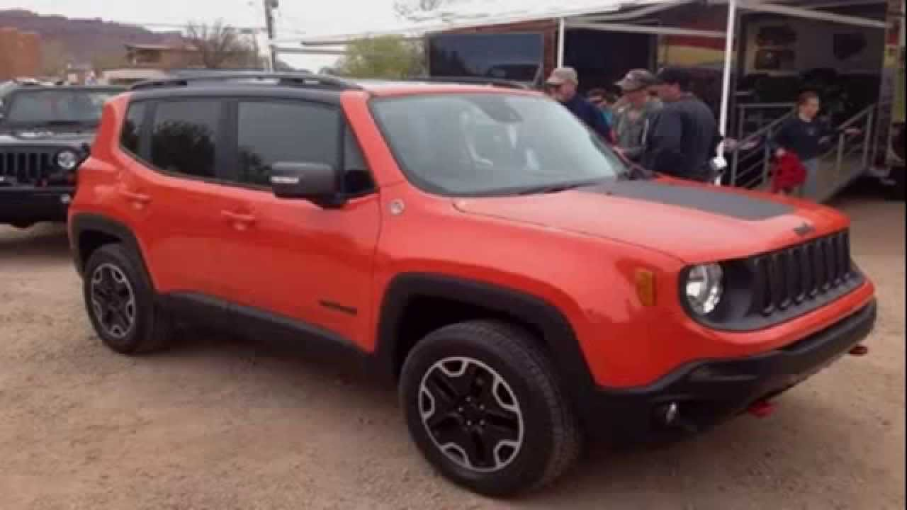 2015 jeep renegade lifted 2 - youtube