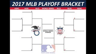 2017 MLB Postseason Predictions