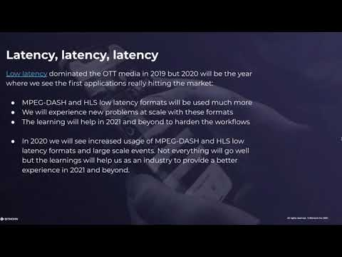 Latency Is The Biggest Buzzword In The Video Distribution Industry, But Why?