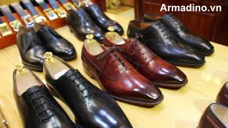 Tham quan cửa hàng Armadino và comment món đồ các anh thích nhất nhé!
