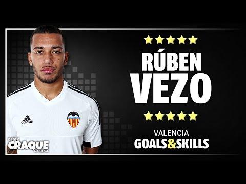 RÚBEN VEZO ● Valencia CF ● Goals & Skills