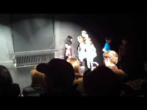 Ella's Globe Acting Class Recital - March 31, 2012