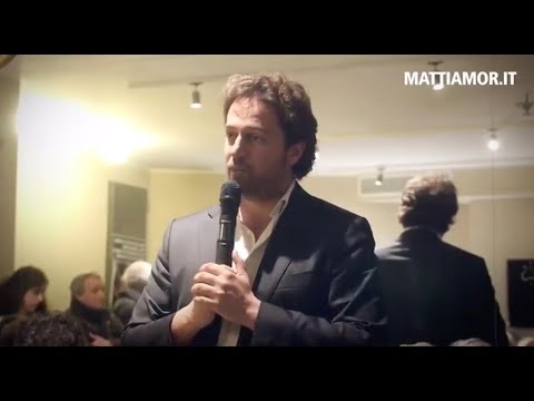 L'ITALIA COME MILANO: presentazione candidatura Mattia Mor - Collegio 3 -  Milano