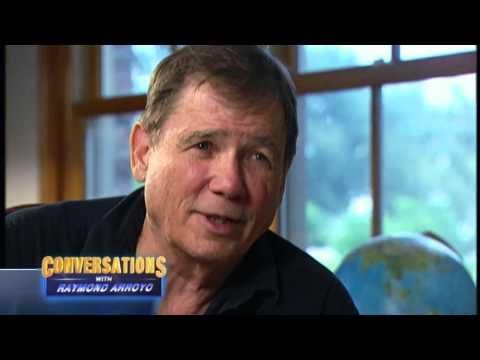 Conversations the World Over: Edgar-Award winning novelist, James Lee Burke Part 1 of 2