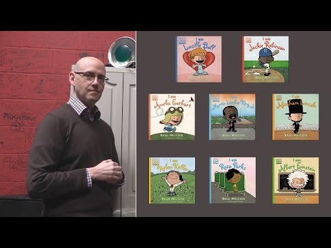 Brad Meltzer on Ordinary People Change the World - YouTube