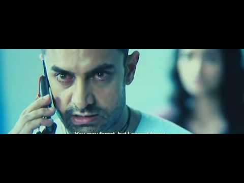 Amir Khan's Ghajini full movie 2008 clip16/18
