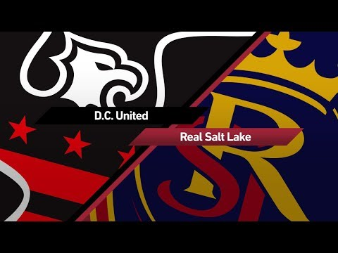 Highlights: D.C. United vs. Real Salt Lake | August 13, 2017