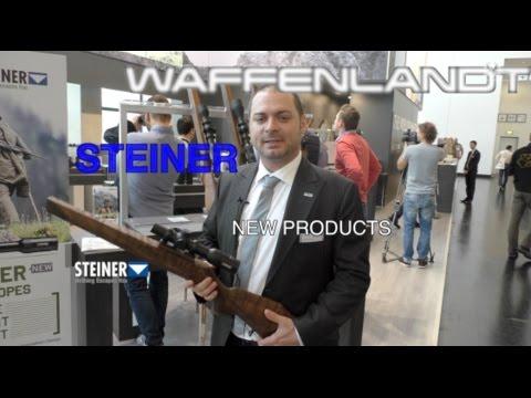 Steiner Optik new products at IWA 2015