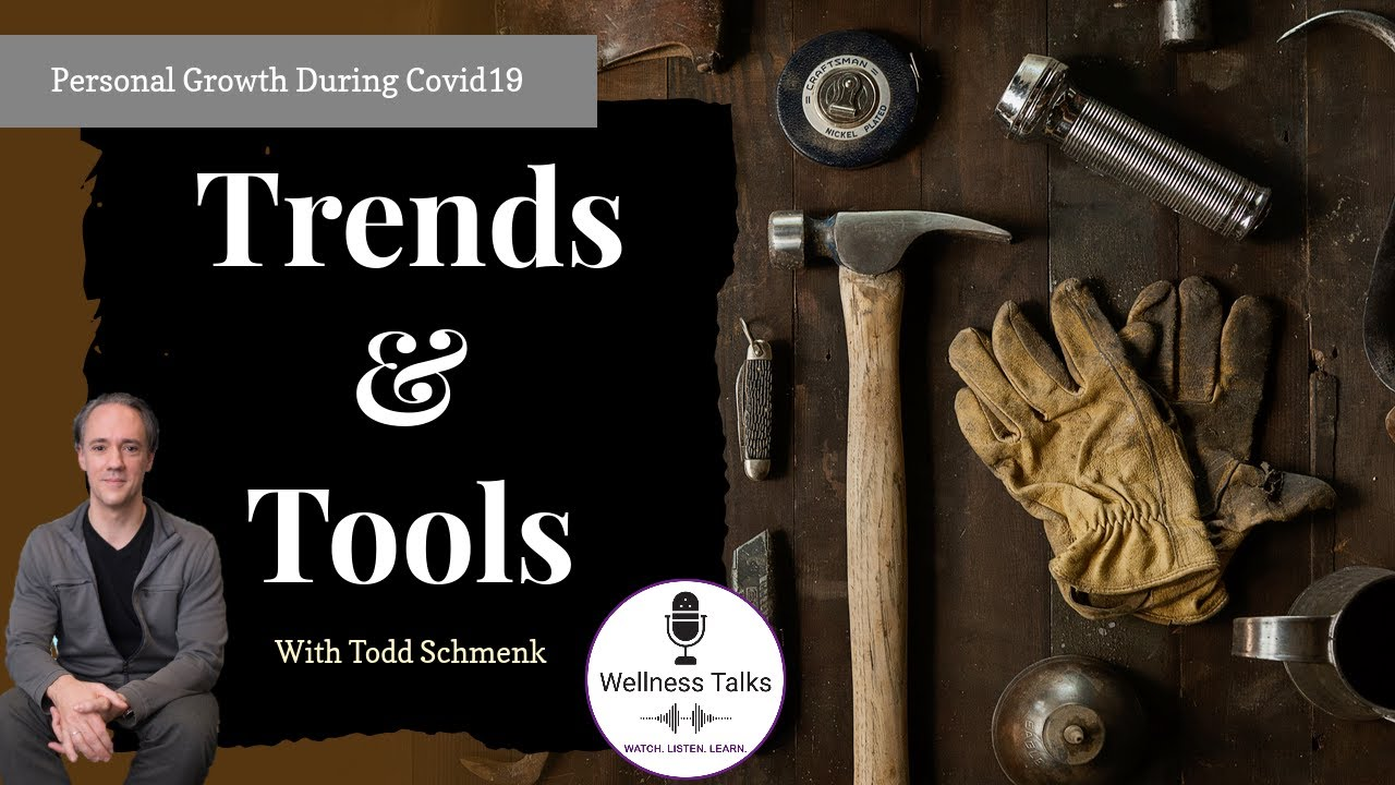 Trends and Tools in Dealing with a Chronic Illness (like Covid-19)