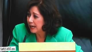 Hilda Solis addresses county shelters 1/6/2015