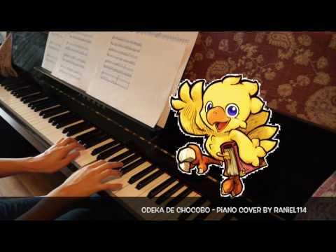 Odeka De Chocobo (Chocobo Theme) Piano Cover