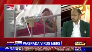 Gejala Penyakit Mers tanda-tanda atau ciri-ciri penyakit virus mers. 1. Gangguan pernapasan (napas p.
