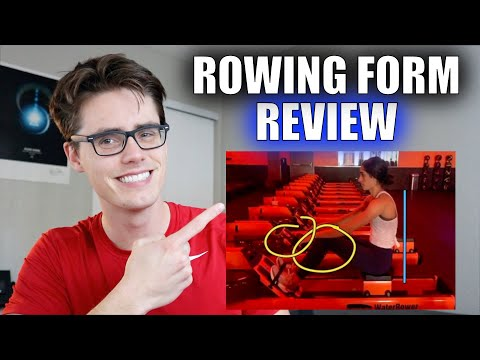 Rower Technique - Form Review - NEW SERIES